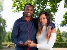 Kanu Nwankwo and his wife