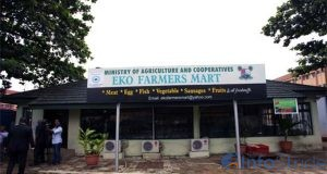 Ministry of Agriculture and Cooperatives - Eko Farmers' Market