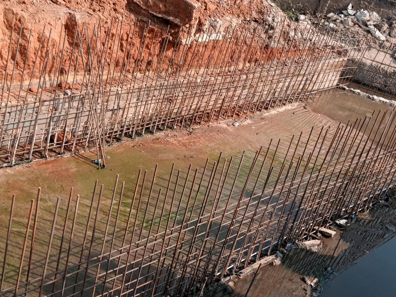 Construction of 1km Drainage at Ikorodu Fish Farm Estate