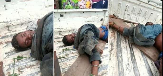 Serial Killer, Spartan - Feyisola Dosumu Nabbed