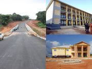 Enugu Government Projects - Ohom Orba - Ezimo Uno Road - Ekulu Pry School Block - Nsukka General Hospital
