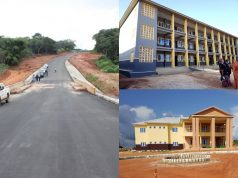 Enugu Government Projects - Ohom Orba - Ezimo Uno Road - Ekulu Pry School Block - Nsukka General Hospital