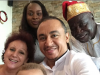 Daddy Freeze and his family