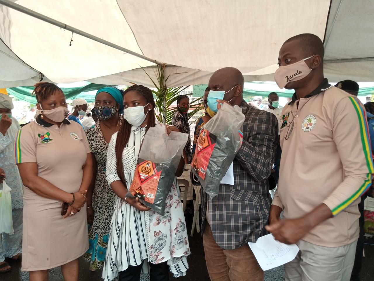 Lagos State Commemoration of World Coconut Day on 2nd September 2020