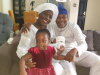 Maupe Ogun a her family