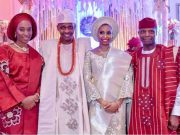 Yemi Osinbajo and family