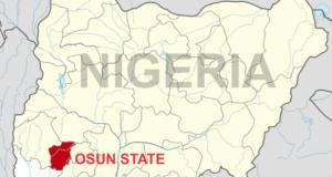 Osun State of Nigeria