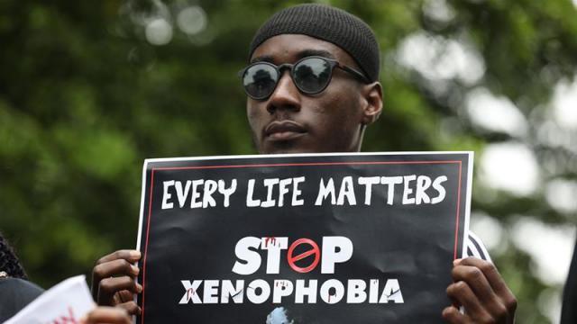 Xenophobia in SA