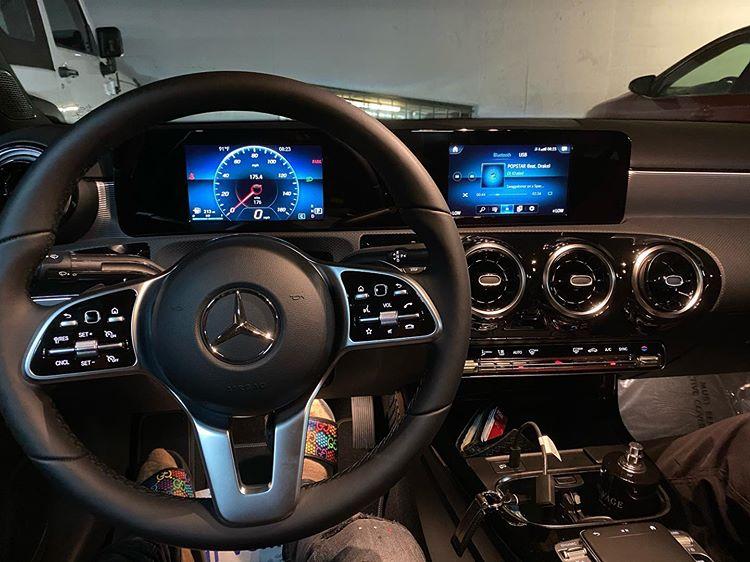 Yungsix's Mercedes Car
