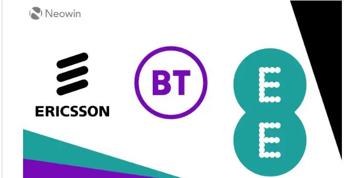 BT and Ericsson