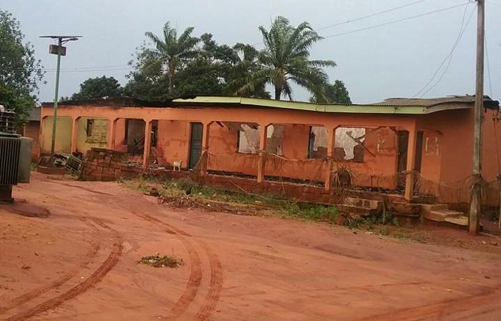 Burnt Onihumbo Place