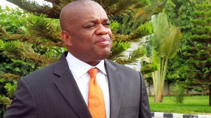 Former Abia State Governor, Dr. Orji Kalu