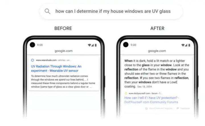 Google Detect Spelling error