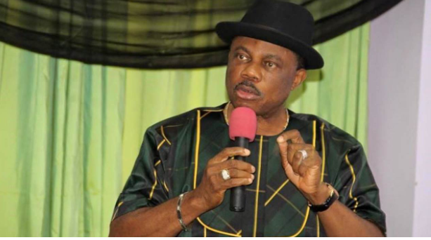 Anambra State Governor, Governor Willie Obiano