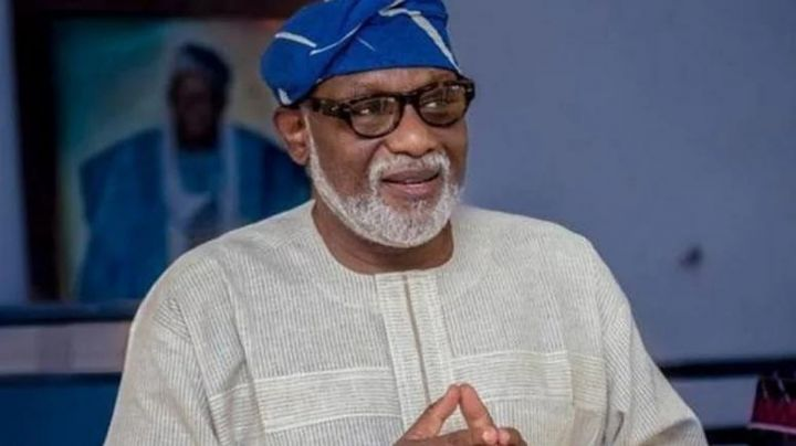 """I Will Turn Ore To An Industrial City Before 2024"" — Governor Akeredolu"