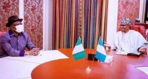 Governor Obiano Pays Visit To President Muhammadu Buhari