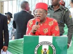 Governor Umahi Denies Having Disagreement With Ebonyi House Of Assembly