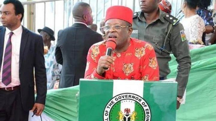 Governor Umahi Denies Having Disagreement With Ebonyi House Of Assembly