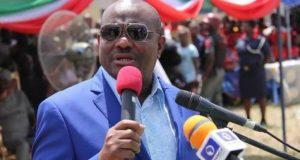 Governor Wike Nyesom
