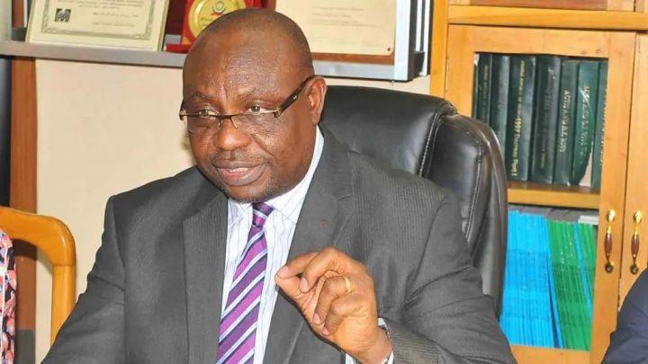 INEC Chairman, Mr. Festus Okoye