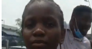 Lady Raped By SARS