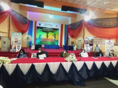 Lagos State Acting Commissioner for Agriculture, Ms Abisola Olusanya at the World Food Day School Agric Quiz Competition