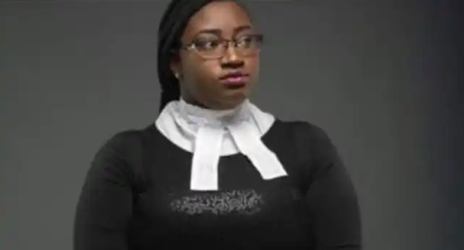 Lawyer Bisola Ajayi