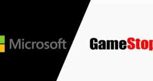 Microsoft And GameStop