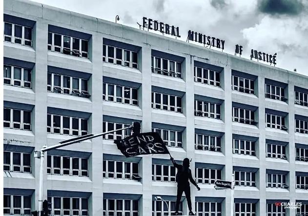 Ministry Of justice #endsars