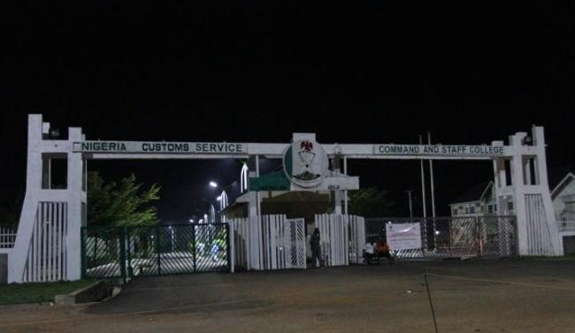 Nigeria Custom Service and Staff college