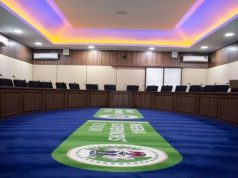 Nigerian Governors' Forum Conference Room
