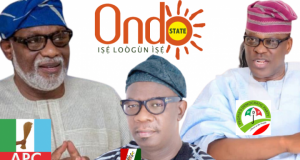 Ondo Election TheInfoStride Live Update