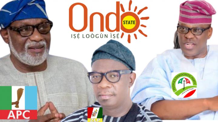 Ondo Election TheInfoStride Live Update