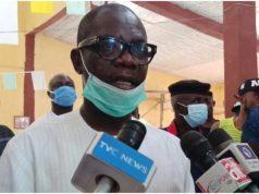 Ondo State Deputy Governor, H.E Agboola Ajayi