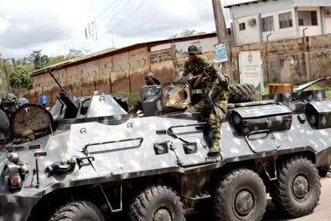 Ondo State Under Military Tension