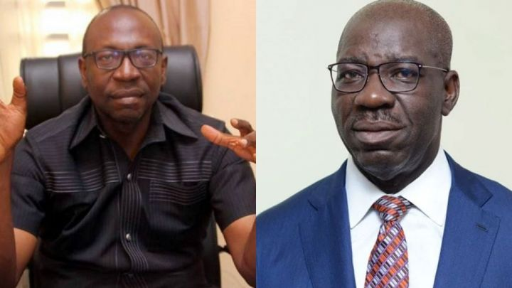 Pastor Osagie Ize-Iyamu VS Governor Obaseki