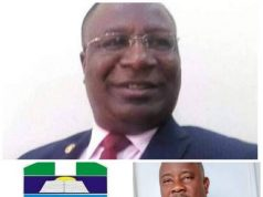 Prof Okodudu and Prof. Efemin