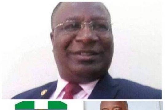 Prof Okodudu and Prof. Efemin