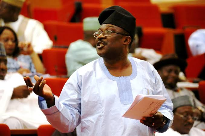 Senator Smart Adeyemi Of Kogi West