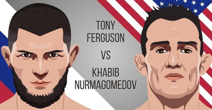 Tony Ferguson vs Khabib Nurmagomedov