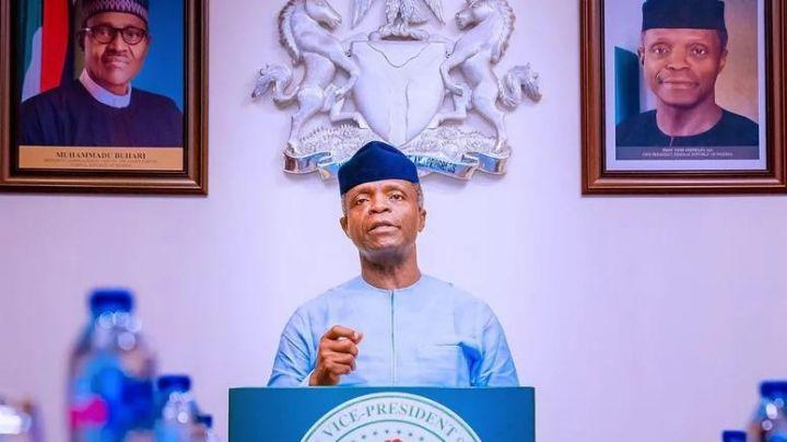 Vice President Of Nigeria, Professor Yemi Osinbajo