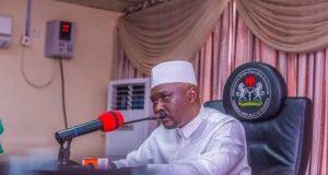 Adamawa State Governor, Ahmadu Fintiri