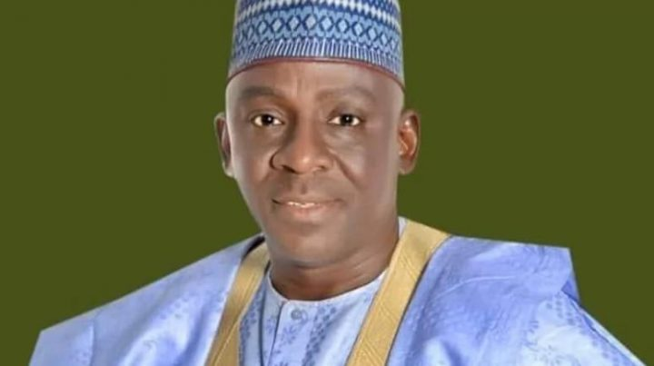 Impeached Speaker of the Gombe State House of Assembly, Hon. Abubakar Ibrahim