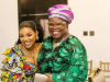 Iyabo Ojo and her late mum
