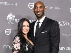 Kobe Bryant and Vannesa Bryant