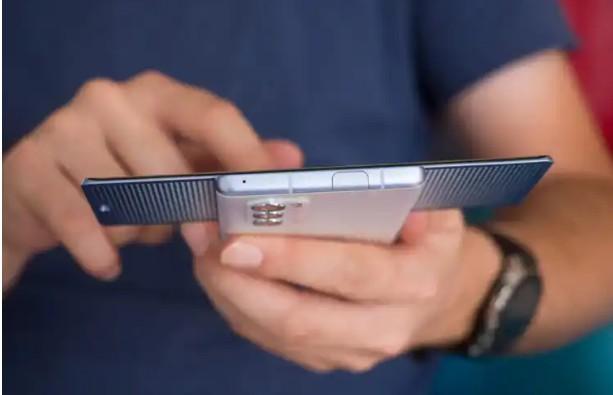 LG Wing Phone