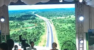 Lagos-Ibadan Carriageway