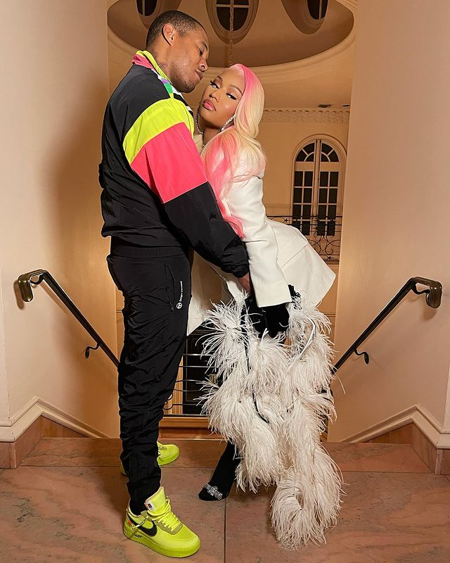 Nicki Minaj and Tyler Perry