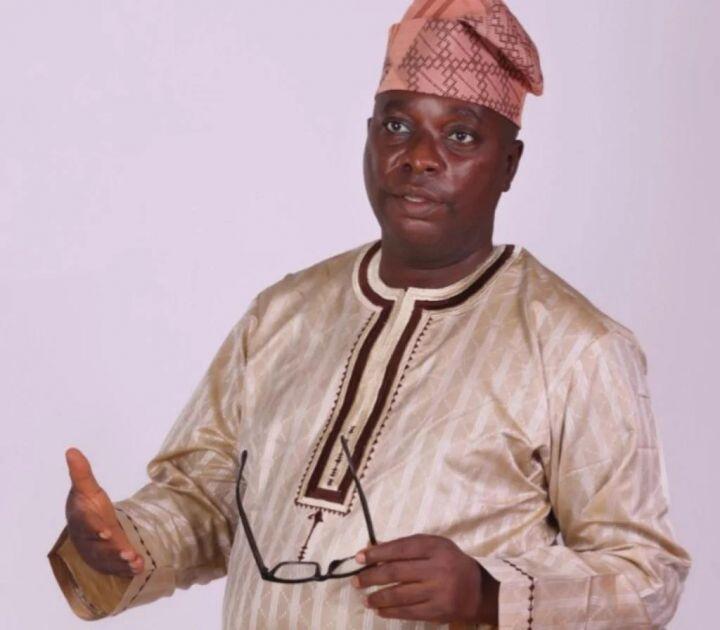 Olusegun Bamgbose, National Coordinator, CAGG
