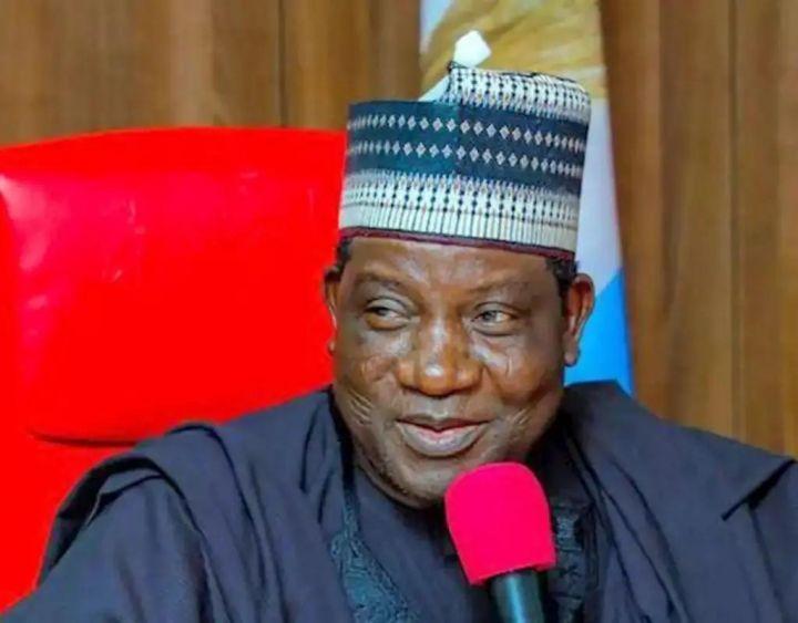 Plateau State Governor, Simon Bako Lalong